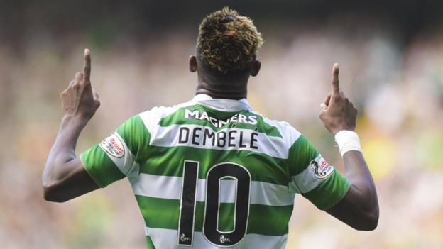Dembele inspired by O** F*** hat-trick