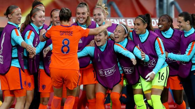 Netherlands and Denmark into last eight