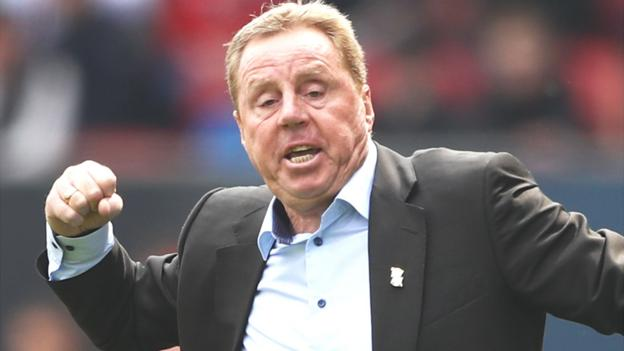 Harry Redknapp: Birmingham manager to sign one-year contract - BBC Sport