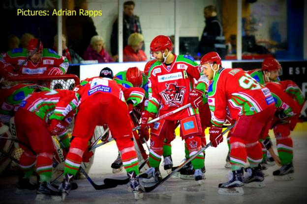UK: Cardiff Devils Chasing Double Glory Ahead Of Move To New Arena (video)