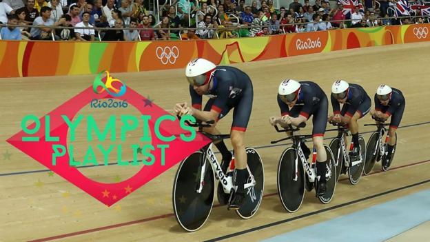 rio 2016 olympics playlist wiggins makes history shock silver bbc sport. Black Bedroom Furniture Sets. Home Design Ideas