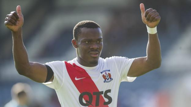 Souleymane Coulibaly Kilmarnock striker completes move to Al Ahly in
