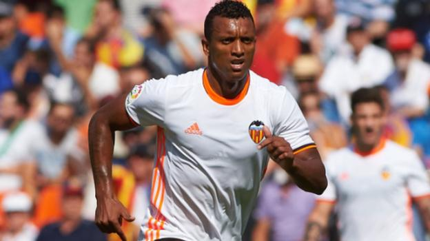 Valencia nani says players do not know one another very - Orts valencia ...
