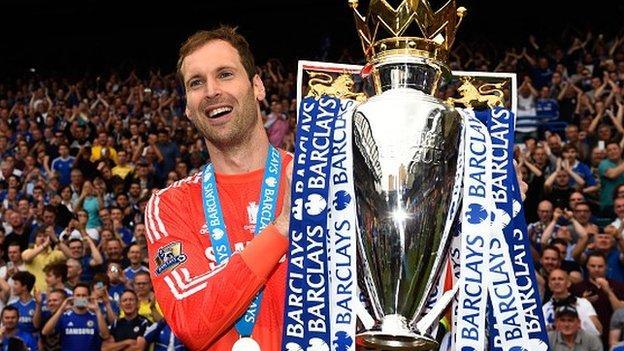 Petr Cech key to Arsenal's title hopes - David Seaman - BBC Sport