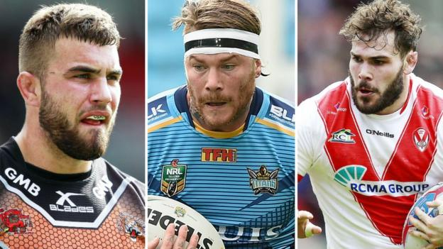 Wayne Bennett names three England debutants in squad for Samoa Test match