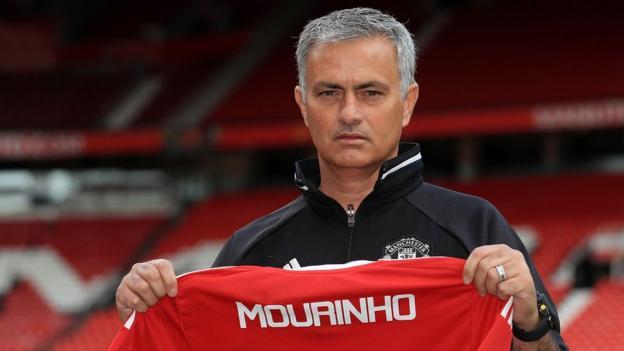 Jose Mourinho: New Man Utd boss ready for challenges ahead