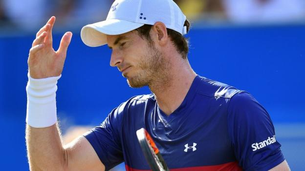 Murray pulls out of Hurlingham exhibition match with sore hip
