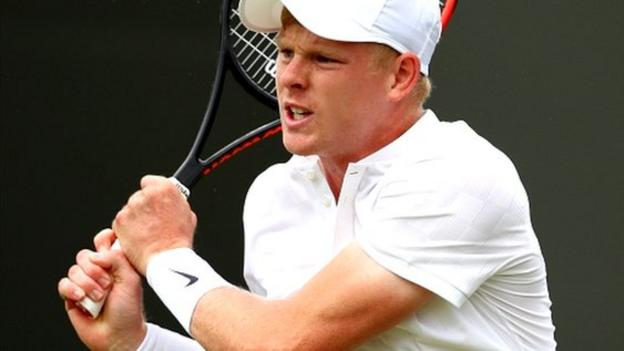 Edmund beats world number 869 Ward in all-British contest - report & highlights