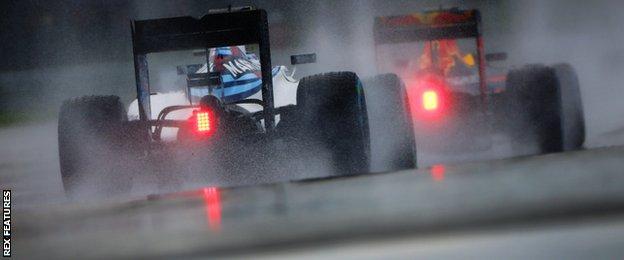 Valtteri Bottas and Daniel Ricciardo,