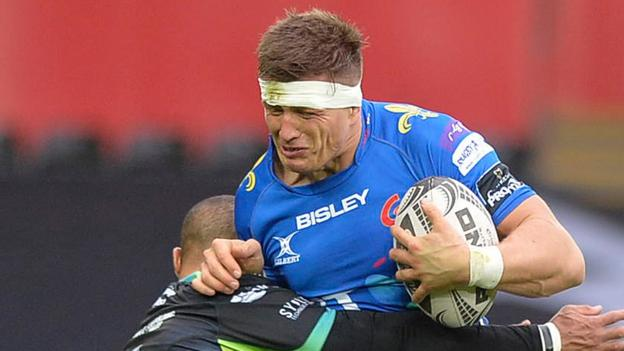 Ed Jackson: Dragons back row agrees new contract extension