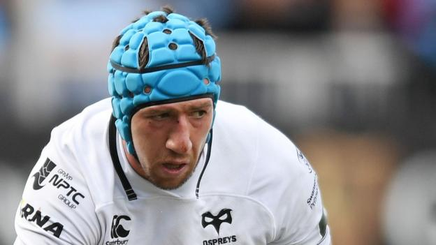 Pro14: Tipuric home with expectant wife as Ospreys face Cheetahs