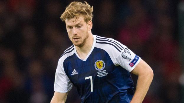 Scotland 2-0 Malta: Stuart Armstrong sets sights on Slovakia showdown