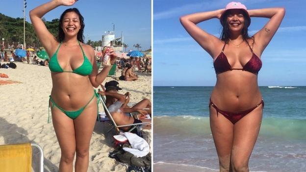 BodyPositive: Plus Size Model Naomi Shimada On Body