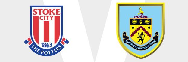Stoke City v Burnley