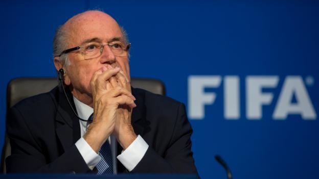 Sepp Blatter: Coca-Cola among sponsors saying Fifa boss must go ...