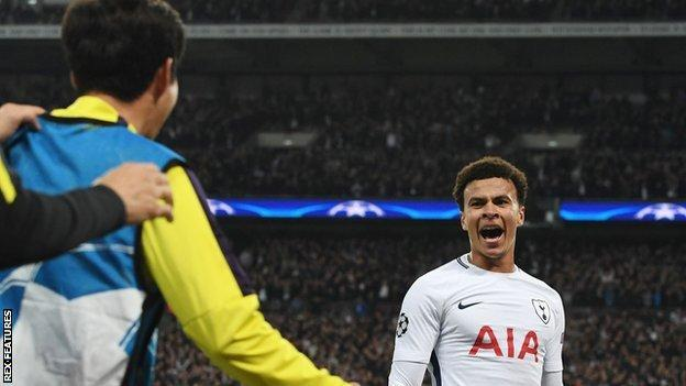 Dele Alli (right)