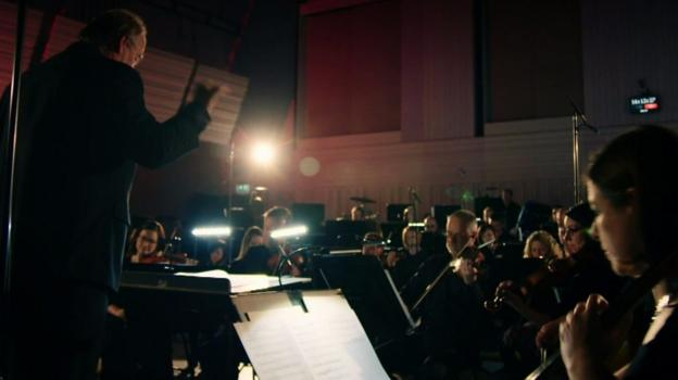 meet the orchestra bbc sport