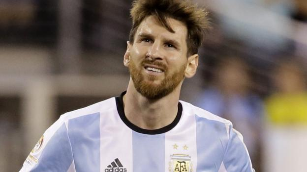Lionel Messi: Edgardo Bauza hopes to reverse Argentina ...