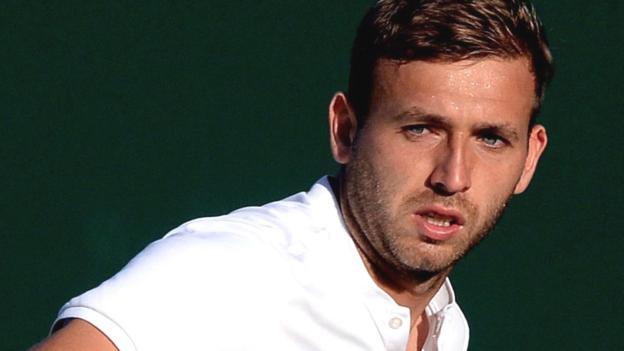 French Open: Dan Evans opens for Britain; Petra Kvitova makes comeback