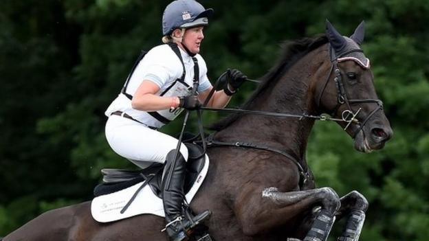 European Eventing Championships: Great Britain team win gold in Strzegom