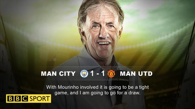 Lawro's prediction