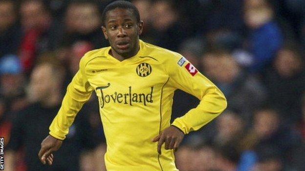 Hearts signing Arnaud Djoum vows to make impact at Tynecastle ...