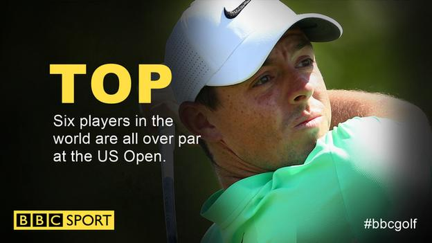 Rory McIlroy graphic