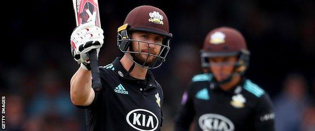 Hales smashes 187 not out in Notts cup final win - report & highlights
