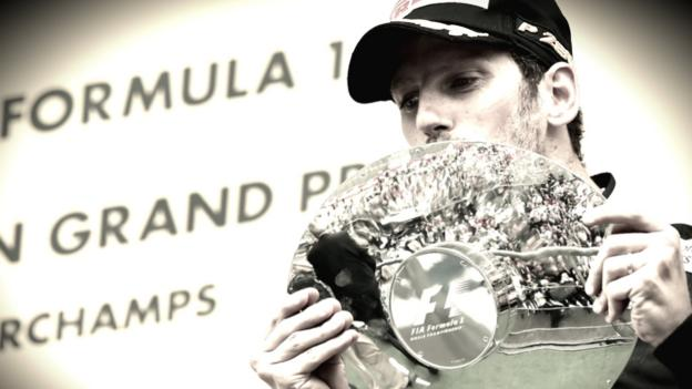 Belgian Grand Prix: Lotus on podium before the bailiffs arrive - BBC ...