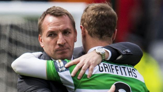 History beckons for Celtic – Rodgers