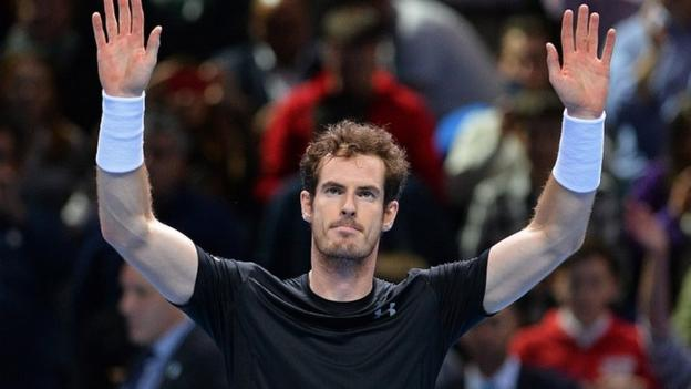 Andy Murray and Rafael Nadal win opening ATP World Tour Finals ...