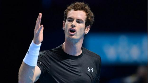 Andy Murray loses to Rafael Nadal at ATP World Tour Finals in ...