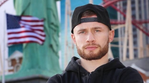 Carl Frampton ready to conquer Leo Santa Cruz for the