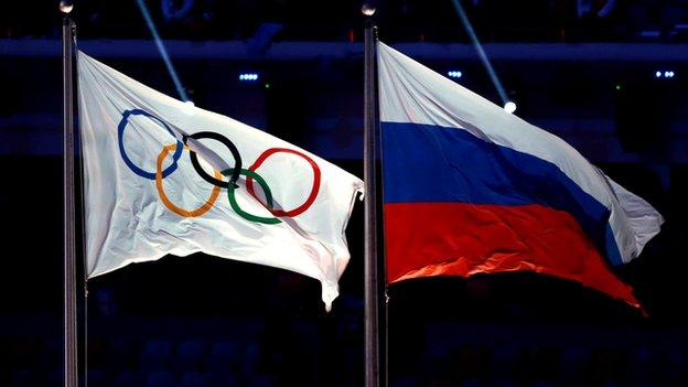 Athletics doping: Russia Rio Olympics pain 'could be worth it' - BBC ...