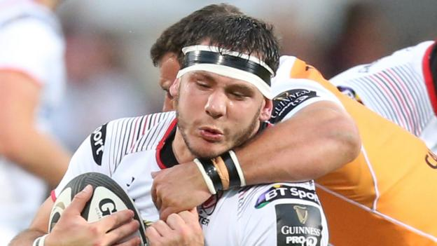 Marcell Coetzee: Flanker still out for Ulster but summer signings could return