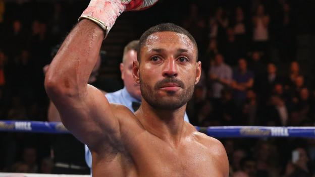 Kell Brook to fight Gennady Golovkin in London in September - BBC Sport
