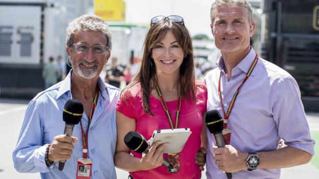 Formula 1 2015: Coverage details - BBC Sport