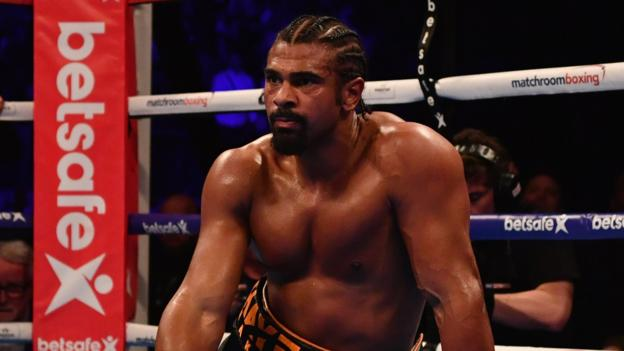 David Haye has Achilles surgery after Tony Bellew defeat