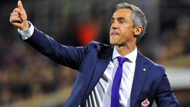 Fiorentina 3-0 Atalanta - BBC Sport