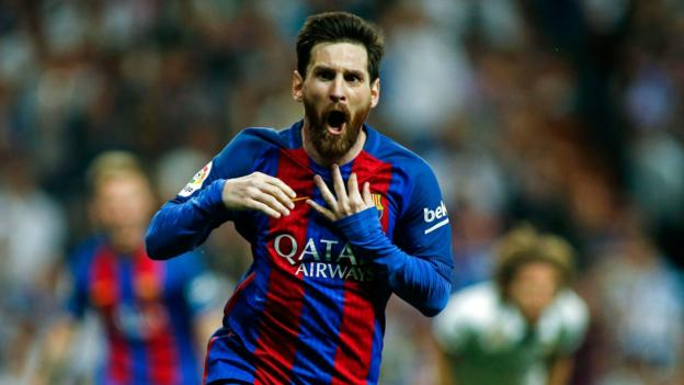 Lionel Messi: Barcelona hero proves he is still the best around with 500th goal