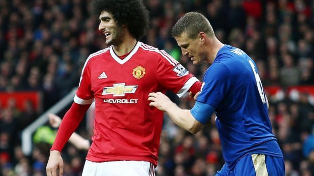 Marouane Fellaini & Robert Huth wait on FA charges