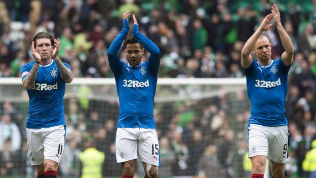 Celtic 1-1 Rangers – player ratings