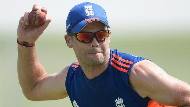 England not weaker than 2012 team - James Anderson - BBC Sport
