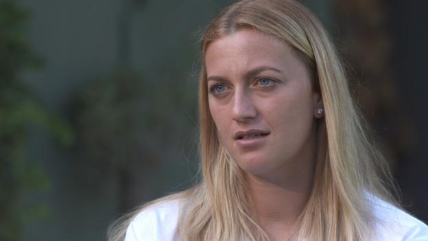 'Knife attack took my smile; I've won my biggest fight' - Wimbledon favourite Kvitova