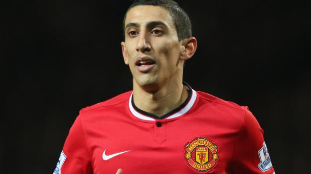 Angel Di Maria: PSG and Manchester United close to outcome ...