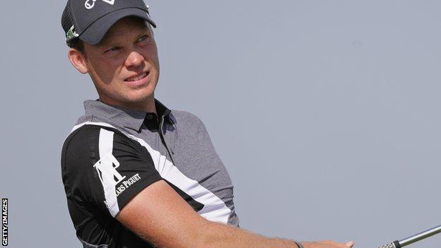 Danny Willett withdrew from the US Open in June through injury