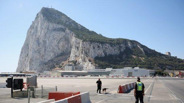 Island Games: Gibraltar bid to host 2019 competition - BBC Sport