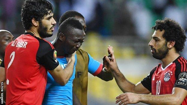 AFCON 2017: Late victor  brings consolation prize to Burkina Faso
