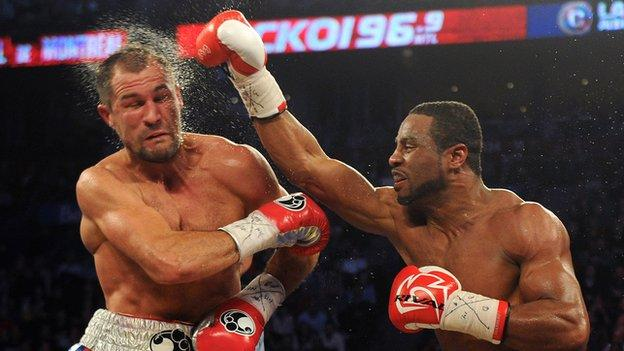 Boxing schedule & results 2016 - BBC Sport