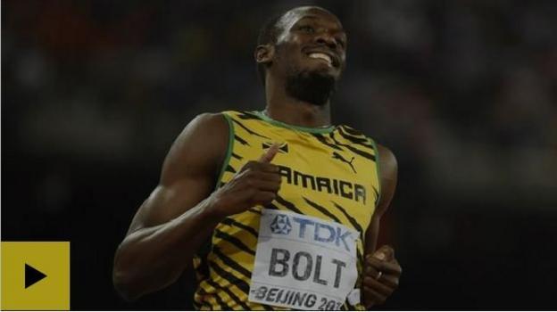 World Championships: Usain Bolt & Justin Gatlin reach 200m final ...